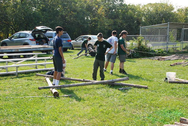 Philly Encampment Preps