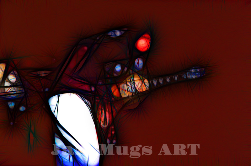 RED MILES WITH GUITAR