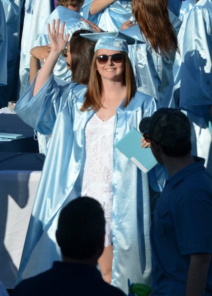 Kristin High School Graduation
