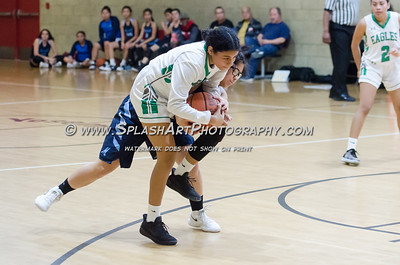2019 Girls Basketball Eagle Rock vs Marshall 28Jan2019