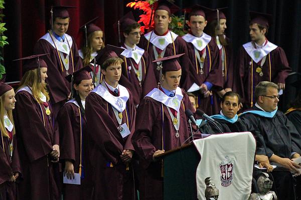 Alec's Graduation