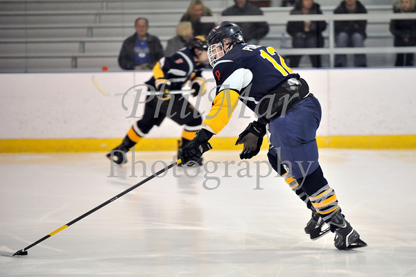 Muhlenberg/Fleetwood vs Daniel Boone Varsity Ice Hockey 2012 - 2013
