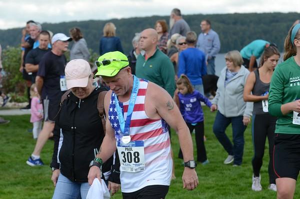 Post Race - 2019 Mackinac Island 8 Mile Run