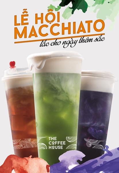 Machiato KV The Coffee House