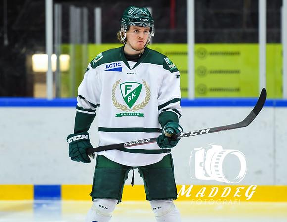 J20 SuperElit Södra 2018-11-17: Frölunda HC - Färjestad BK