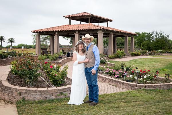 Todd Violet Wedding
