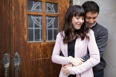 Kim and Eddie