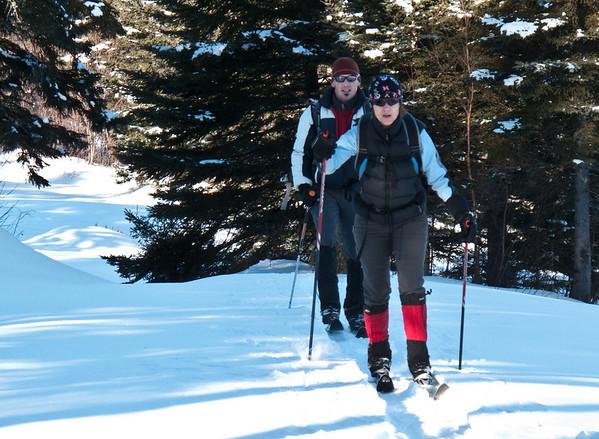 2010 January BC Ski at Shenstone