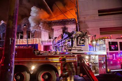 Mineola NY Multiple Alarm: 101 Main St. 16 Mar 20