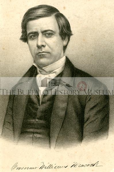 Rev. Grosvenor W. Heacock, D.D.