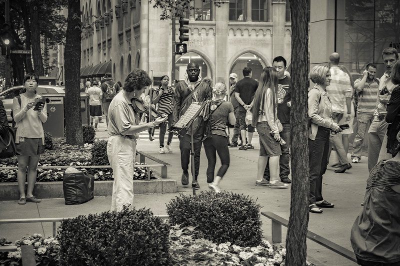 Classical Music on the Street