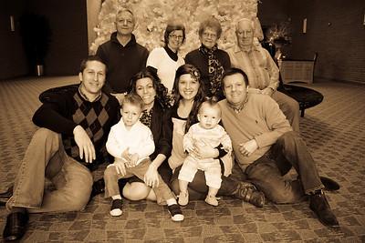 Underwood Family Pics