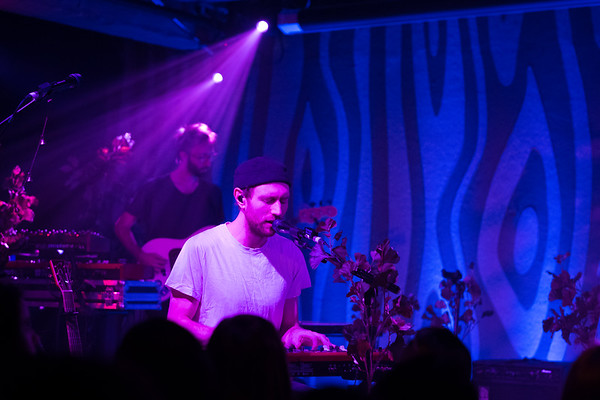 Novo Amor Live at Doug Fir