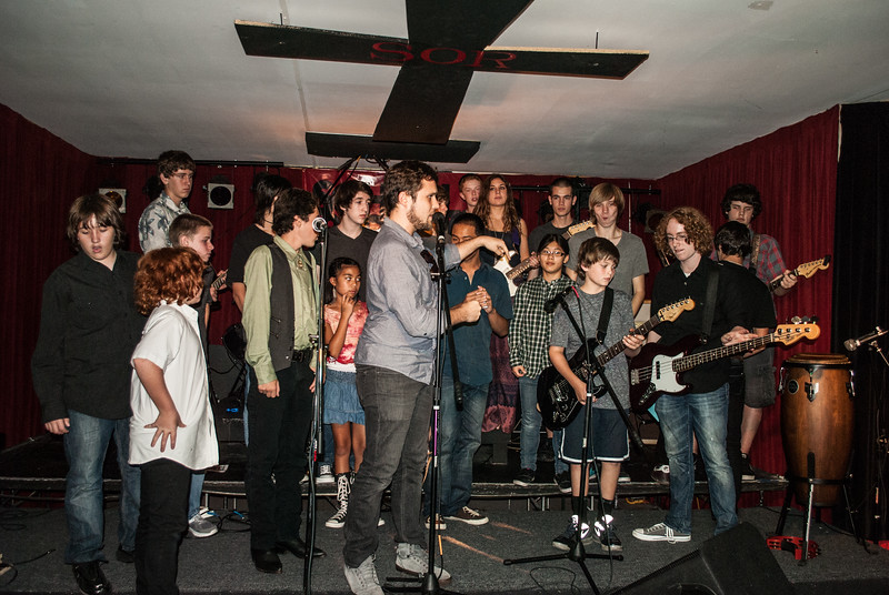 School Of Rock Doylestown - Clapton - September 9, 2012