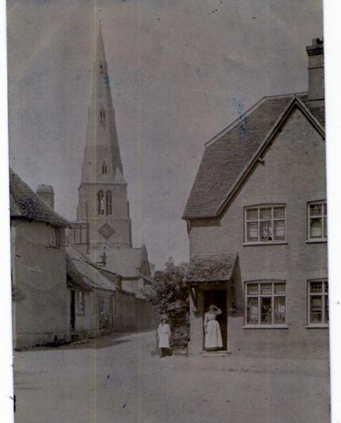 church lane by James Church101.jpg