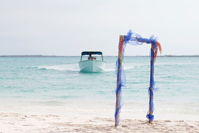 Ben and Courtney's Exuma  Bahamas Destination Wedding