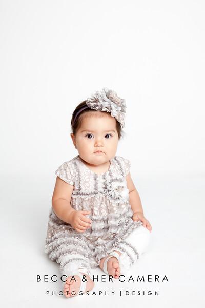 Audrey   9 Month