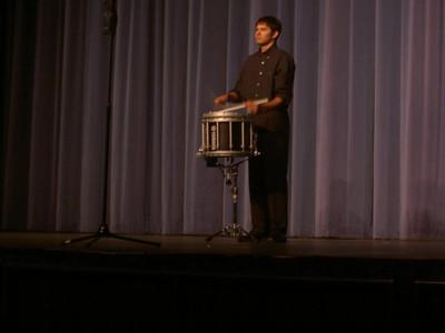 Percussion Show - 25 Mar 2006