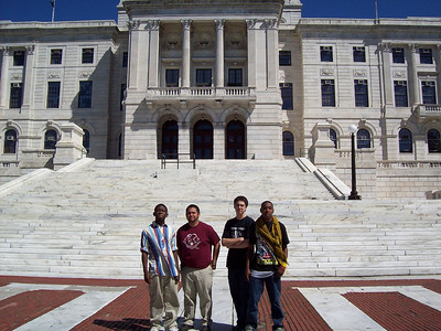 2008 RI State House Tour