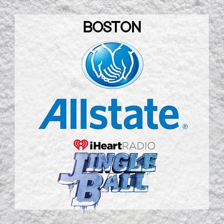 12.10.2015 - Jingle Ball - iHeart Radio - Boston, MA presented by Allstate