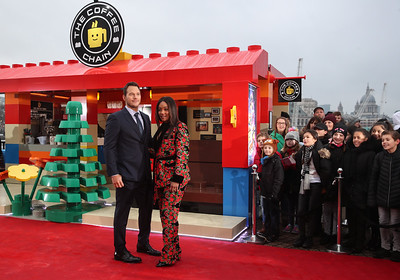 1/02/19 - THE LEGO® MOVIE 2 Opens LEGO Cafe in Support of UNICEF UK