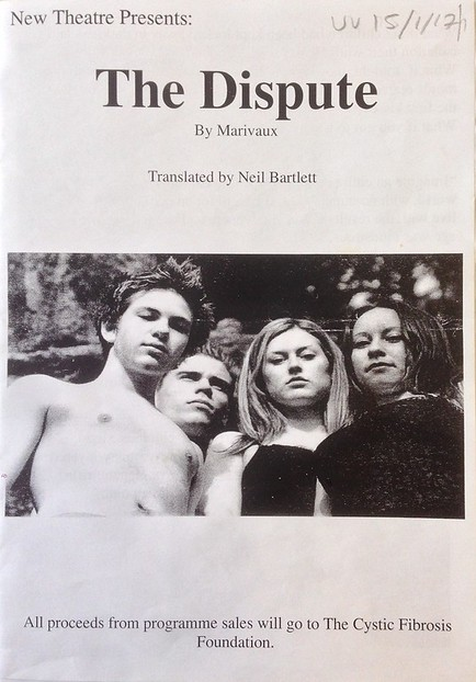 The Dispute poster
