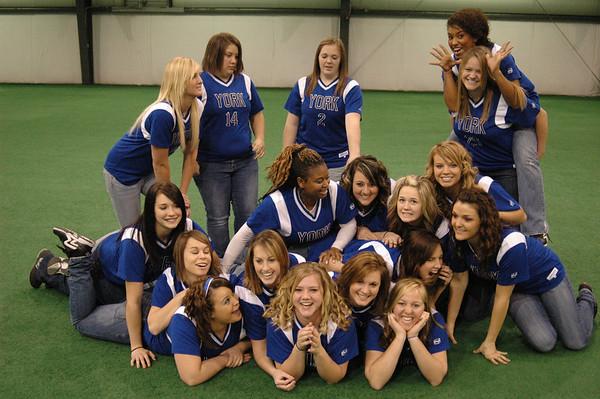 W Softball Team