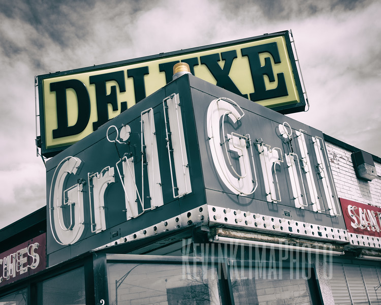 Deluxe Grill