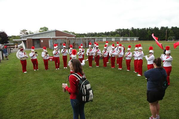 Raynham Memorial Day Parade 2017