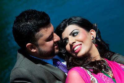 Drisana & Naveen
