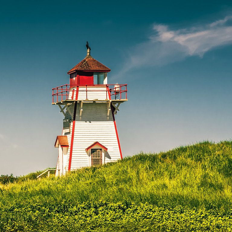 Travel Photography Blog - Canada. Prince Edward Island National Park