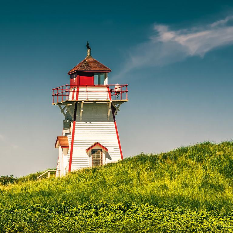 Travel Photography Blog - Canada. Prince Edward Island National Park