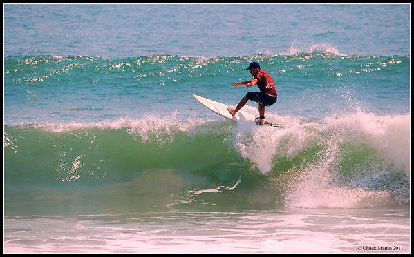 St Augustine Beach Pier 9/12/11 & 9/13/11