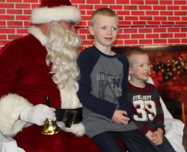 2014 Santa Days Photo