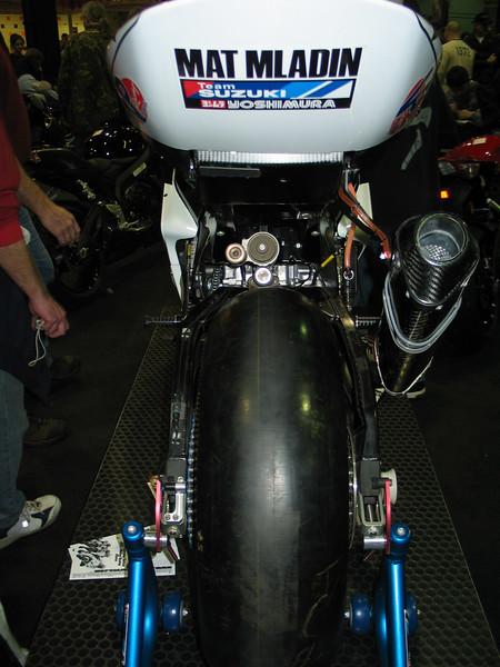 Suzuki GSX-R (Mat Mladin)