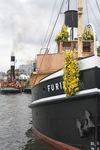 'Furie' of The Netherlands.