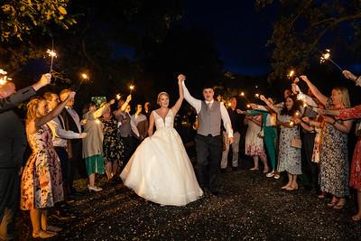Zak & Nicolle's wedding