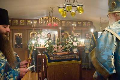 Dormition of the Theotokos (2010)
