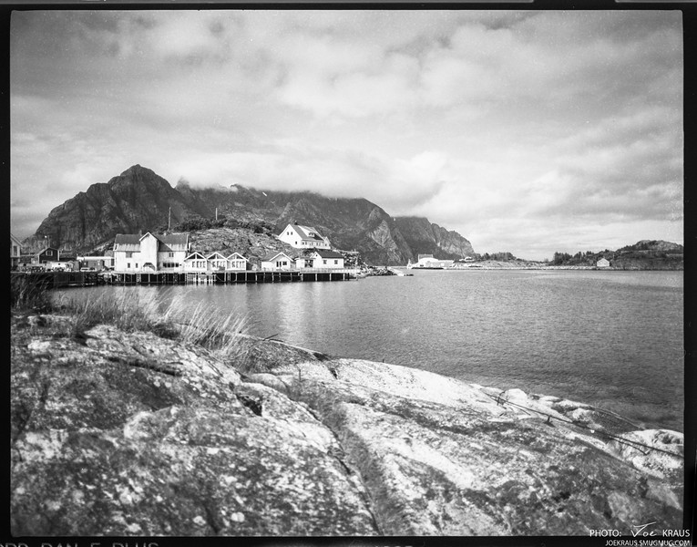 Lines to the Fjords