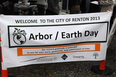 Renton Arbor-Earth Day @ May Creek Park
