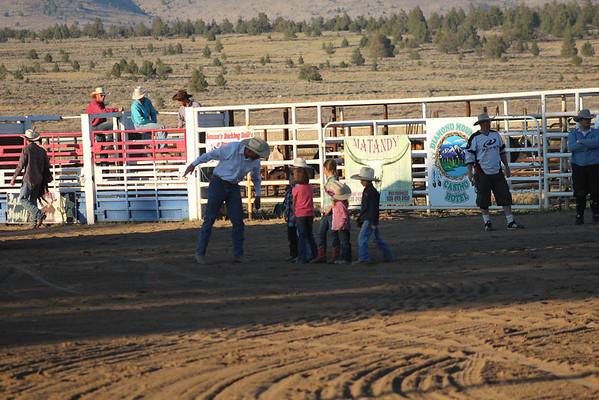 Tuesday at the Fair Bullriding