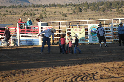 Tuesday at the Fair Bullriding