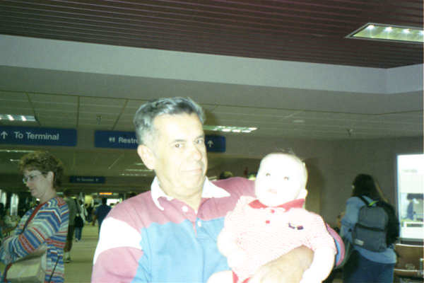 99 Allen w Grandpa at airport.JPG
