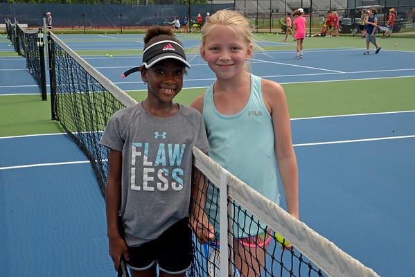 Tennis Week 4