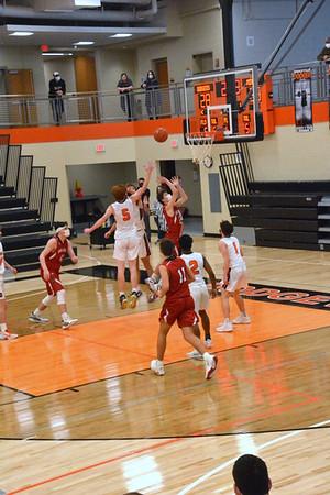 Shullsburg @ Dodgeville Boys Basketball 1-30-21