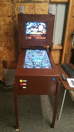 Virtual Pinball Machine