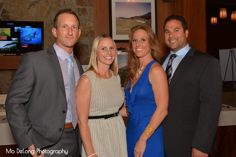 Chris and Colleen Arnold, Jamie Gibson and Jesse Pasquale.jpg