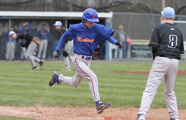 Penn Yan Baseball 4-27-15