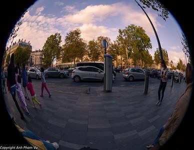 Paris Fisheye September 2014