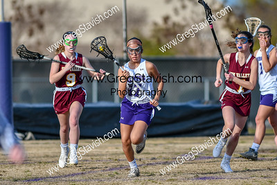 3.28 PRHS Women's Lacrosse vs. Sun Valley